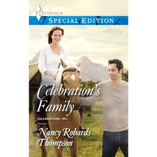 Celebration's Family audiobook cover art