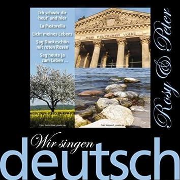 Wir Singen Deutsch - Licht Meines Lebens