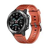 LATEC Smartwatch, Reloj Inteligente con 1.3' Pantalla Táctil Completa, Pulsera Actividad Inteligente Hombre Mujer 5ATM Impermeable Reloj Deportivo con Cronómetro Pulsómetro para Android y iOS