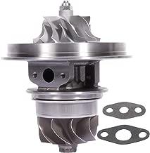 SCITOO 23518588 23518567 23518597 23523197 2585838C91 Turbocharger Turbo Cartridge Core CHRA Fits Genuine Borg Warner S400SX4-75 S475 Turbo T6 Twin Scroll 1.32A/R