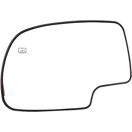 Hightecpl 320RAS Right Hand Driver Off Side Wide Angle Wing Mirror Glass Replacement