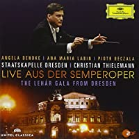 Live Aus Der Semperoper-Lehar Gala from Dresden