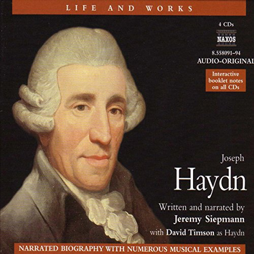 Joseph Haydn: His Life and Works audiobook cover art