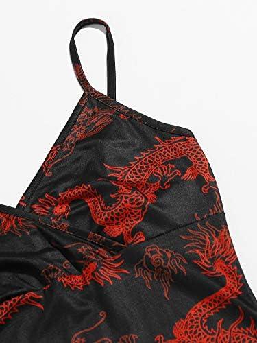 Chinese print dress _image0