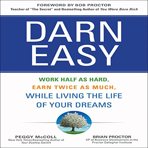 Darn Easy audiobook cover art