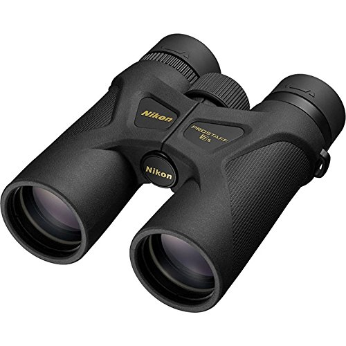 Nikon PROSTAFF 3S 8x42 Techo Negro Binocular - Binoculares (130 mm, 52 mm, 152 mm, 565 g)