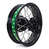 TARAZON 4,25' X 17' Tubeless Wheel Rueda Trasera para HONDA X-ADV 750 2017-2020