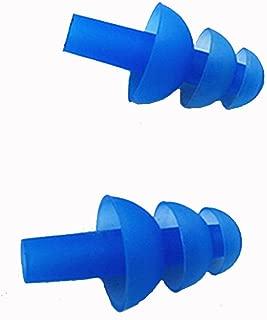 Eforstore Ear Plugs Swimming Silicone Earplugs for Swim Sleep Adult Women Men Girls Boys Kids