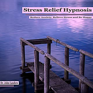 Stress Relief Hypnosis cover art