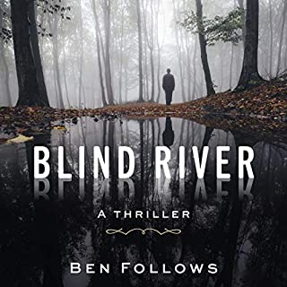 Blind River audiobook cover art