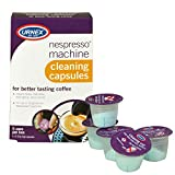 Urnex Nespresso Machine Cleaning Capsules, 5 Count