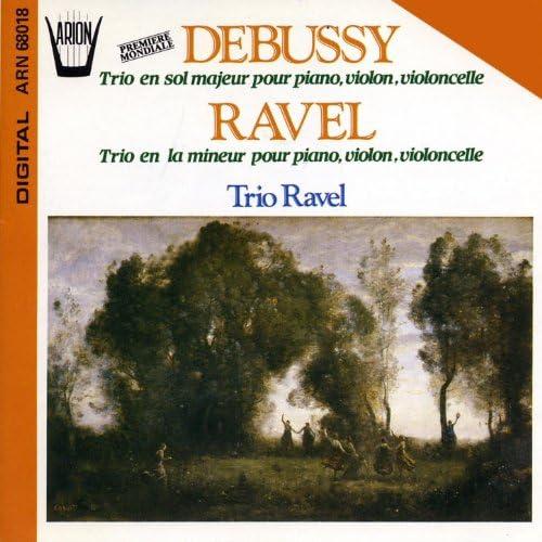 Trio Ravel, Chantal de Buchy, Christian Crenne & Manfred Stilz