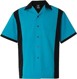 Hilton Men's Retro Cruiser Bowling Shirt