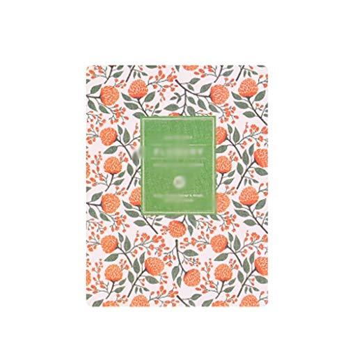 Blocs y Cuadernos de Notas Plan Creativo Cuenta de Libro Cuaderno Cuaderno Administración Tiempo Manual Agenda Agenda Pequeño Diario Blocs y Cuadernos de Notas (Color : D, tamaño : Medium)