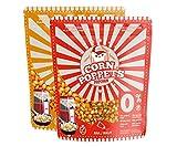 Corn Poppets | Granos de Maíz para Palomitas Dulces y Saladas | Palomitas Saludables , 100 % Natual