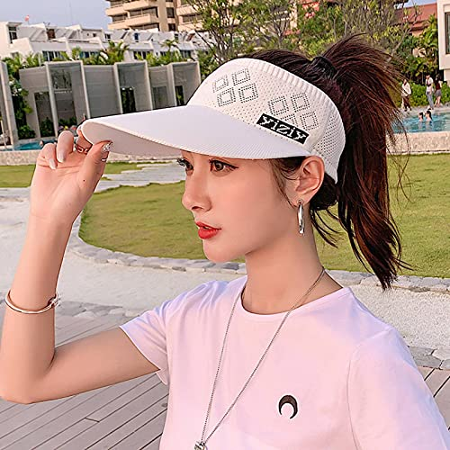 N\C Sun Hat Female Sunscreen Summer Sports Cap Outdoor Running Quick-Drying Wild Korean Version of The Tide Duck Tongue Sun Hat