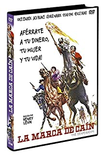 La Marca de Caín DVD 1969 The Desperados
