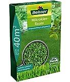 Dehner Rasen-Saatgut Mikroklee, 1 kg, für ca. 40 qm