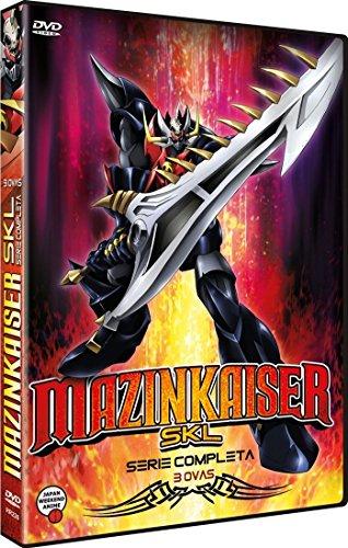 マジンカイザーSKL OVA コンプリート DVD-BOX (全3話)永井豪 マジンカイザースカル アニメ [DVD] [Import] [PAL, 再生環境をご確認ください]