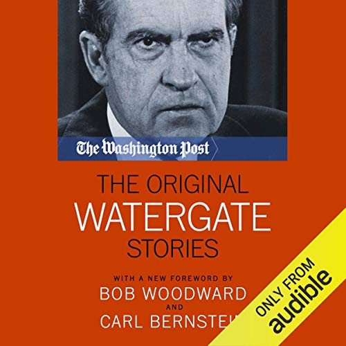 The Original Watergate Stories Titelbild