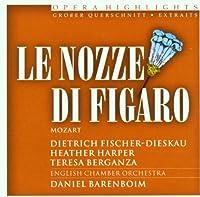 Mozart;Le Nozze Di Figaro Hlts