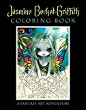 Becket-Griffith, J: Jasmine Becket-Griffith Coloring Book