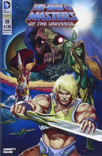 He-Man and the masters of the universe (Vol. 23)