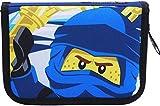 LEGO Bags Estuches, ca. 14 x 20 4 cm, Ninjago Jay