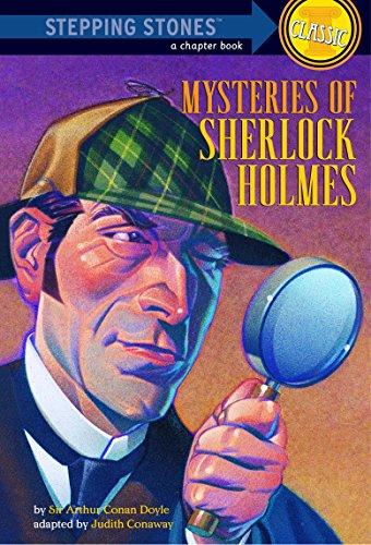 Random House『Mysteries of Sherlock Holmes (A Stepping Stone Book(TM)) 』