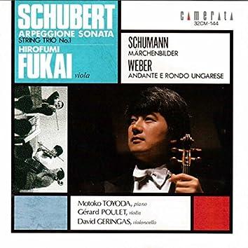 Schubert - Schumann - Weber