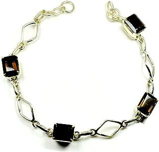 HUIUNY Braided leather alloy Jesus fish vintage leather bracelet