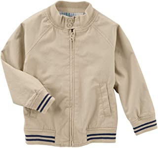OshKosh B'Gosh Baby Boy's Poplin Cotton Jacket 6 Months