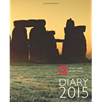 English Heritage Pocket Diary 2015