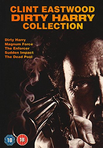 Clint Eastwood Dirty Harry Collection [DVD]