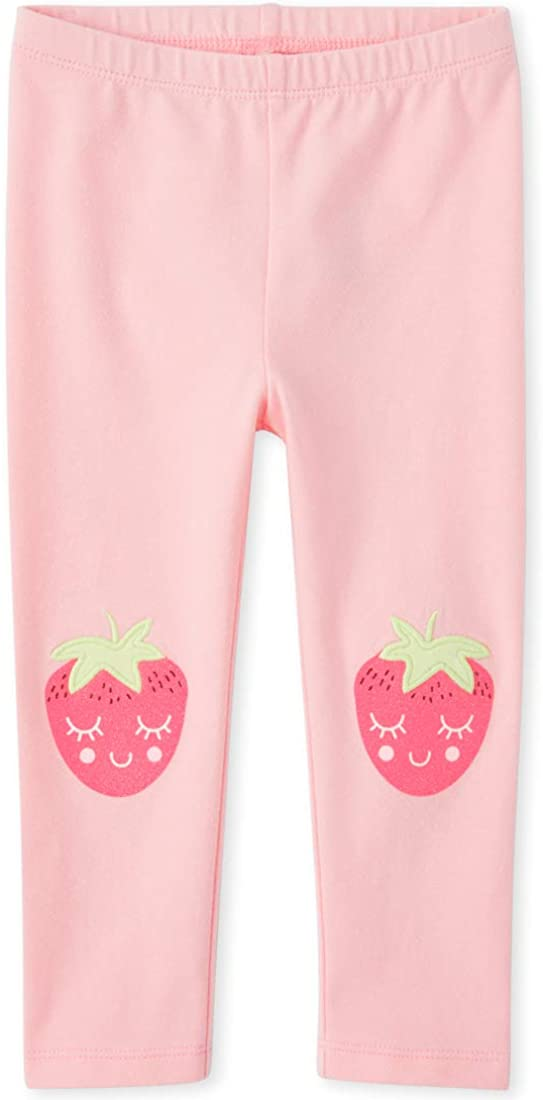 The Children's Place Girls' Printed Graphic Leggings