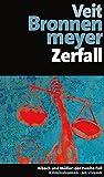 Image of Zerfall: Albach und Müllers zweiter Fall, Frankenkrimi (Albach-und-Müller-Reihe, Band 2)