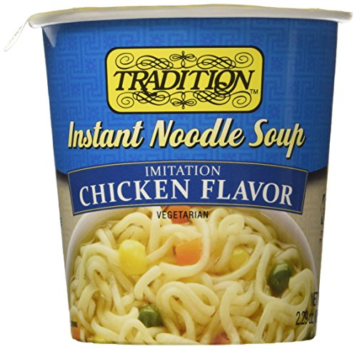 Tradition Imitation Chicken Flavor Instant Noodle Soup 2.29 ounce