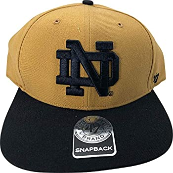 47 Notre Dame Irish Structured Snapback Adjustable Hat
