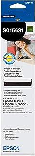 Fita Original Para Impressora Epson Preta Lx350/ Lx300, Epson, S015631, Preto