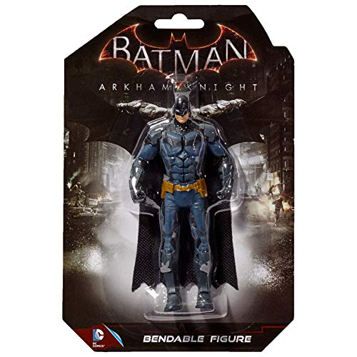 NJ Croce- Dc Comics Batman Personaggio Snodabile, DC3952