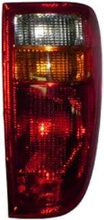 LANTERNA TRASEIRA LD SEM LAMPADAS FORD F250 1998.S.DUTY CAB SIMPLE E DUPLA