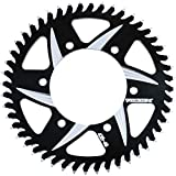 Vortex CAT5 Rear Sprocket (530 / 40T) (Black) Compatible with 94-03 Honda VF750C