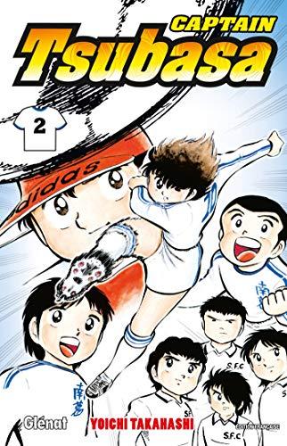 Captain Tsubasa - Tome 02: Un long tir décisif