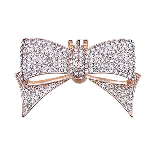 LPOQW Clips de arco para zapatos extraíbles, con lazo, accesorios decorativos para...
