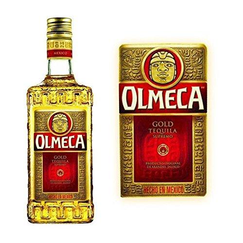 Olmeca Gold Reposado, Tequila, 38%vol. 0,7 Liter