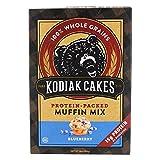 Kodiak Cakes - Protein-Packed Muffin Mix Blueberry - 14 oz.