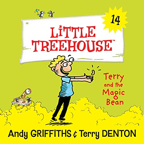 Terry and the Magic Bean cover art