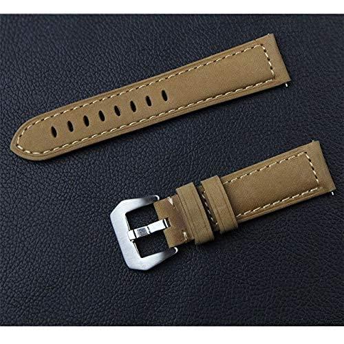 Band in pelle a prezzi accessibili Matino Compatibile con GALAXY GARAXY Gear Gear S3 Frontier   classico cinturino in pelle cinturino per cinturino per cinturini da cinturino da 2 mm cinturini di rica