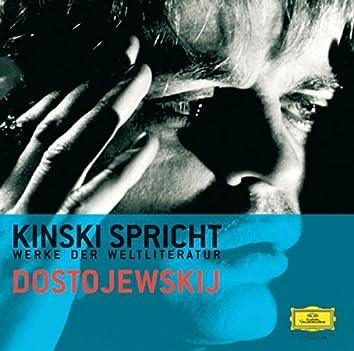 Kinski spricht Dostojewskij