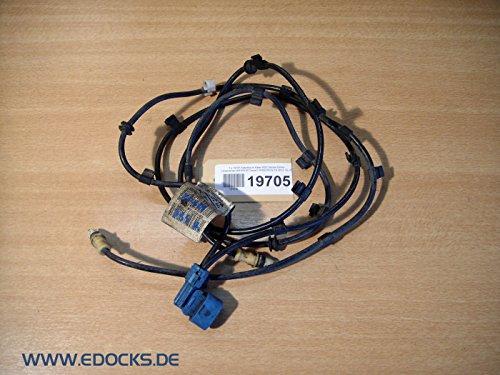 Kabelbaum Kabel ABS Sensor hinten Hinterachse 09165216 Corsa C Opel